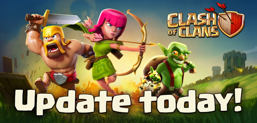 clash of clans update 2019