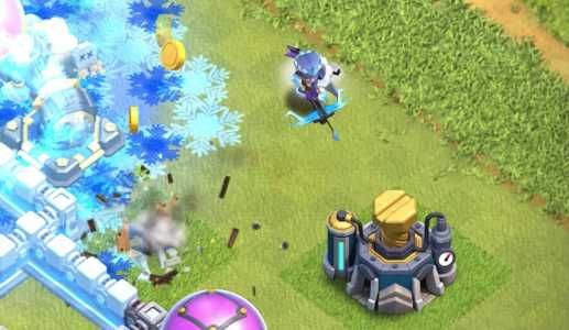 Clash of Clans November Season: Meet the Ice Queen!