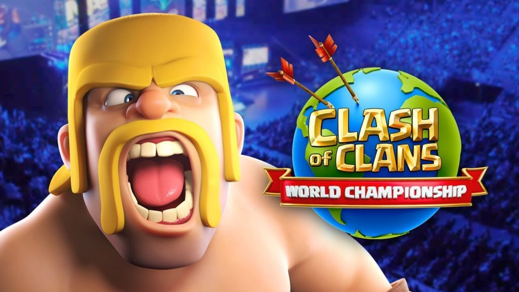 clash of clans world championship 2020