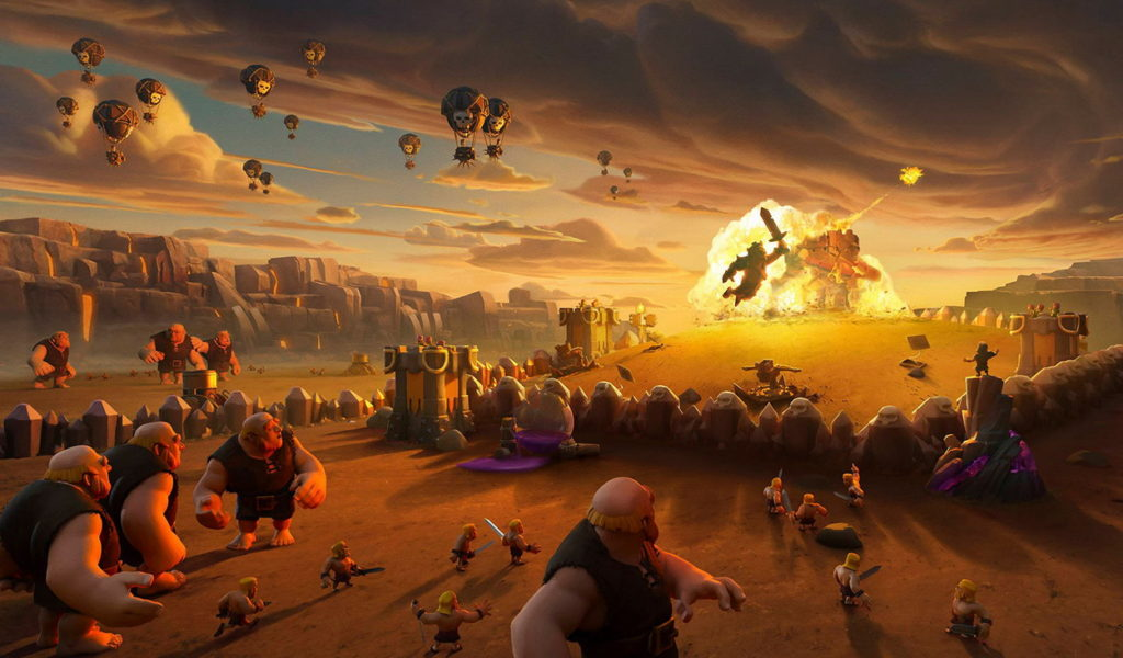 clash of clans доходы за 2019 год