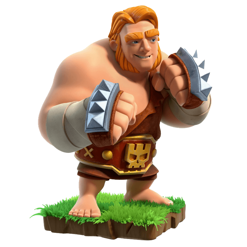 Супергигант Super Giant Clash of Clans