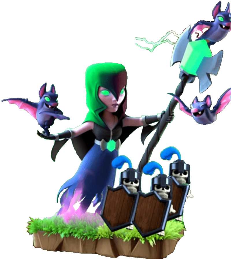Super Witch concept 2020 Clash of Clans